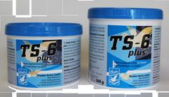 Backs TS-6 Plus 500g (para estabelecer o equilíbrio biológico no intestino delgado)
