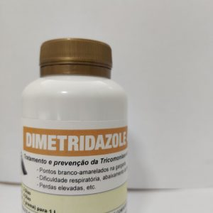 All-Master Dimetridazole 40% 100g