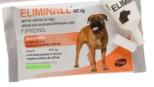 Zoetis Eliminall Cão 40-60 Kg Tratamento de infestações por pulgas e carraças