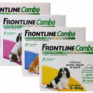 Merial Frontline Combo Cão 20-40 Kg (3 Pipetas) Antiparasitário