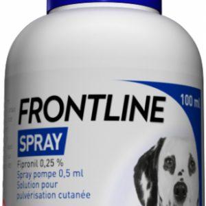 Merial Frontline Spray 100 ml (Anti-Parasitário)