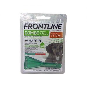 Merial Frontline Combo Cão 2-10 Kg (1 Pipeta) Antiparasitário