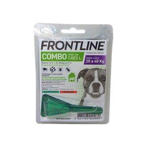 Merial Frontline Combo Cão 20-40 Kg (1 Pipeta) Antiparasitário