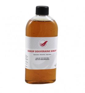 All-Master Sirop Souveraine 250 ml. (Xarope Depurativo e Fortificante). Para Pombos e Pássaros